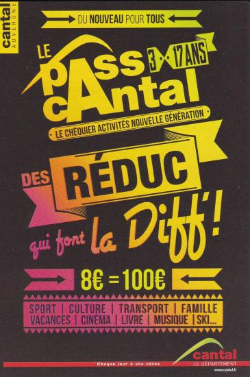 Pass cantal